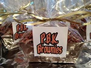 PBK Brownie Bars