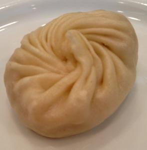 Dumpling up close!