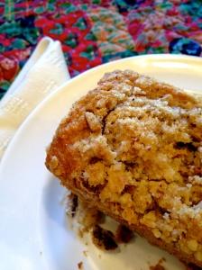 Oatmeal Raisin Pecan Muffins