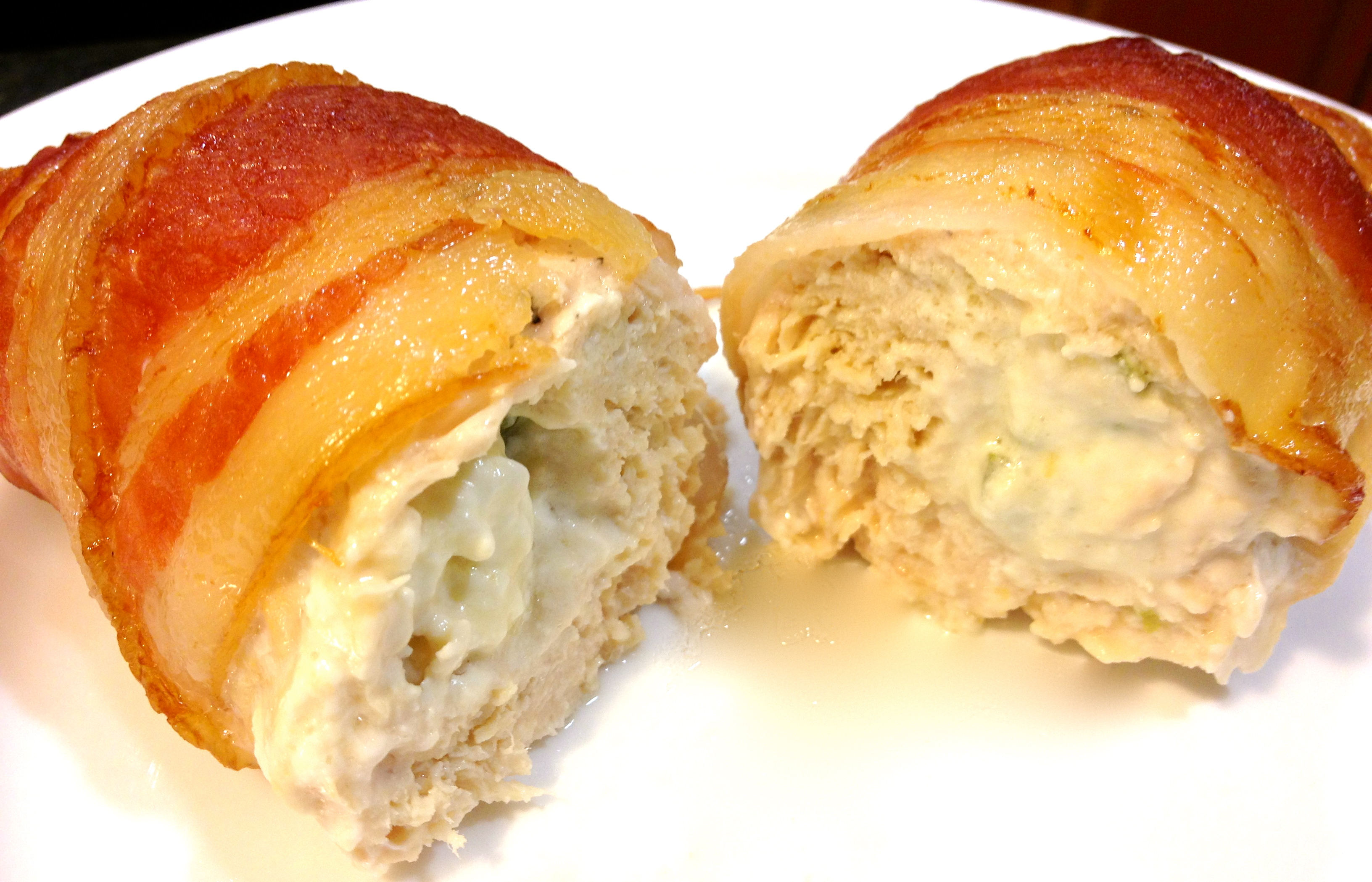 jalapeño stuffed chicken | My Imperfect Kitchen