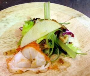 Spiny Lobster Salad